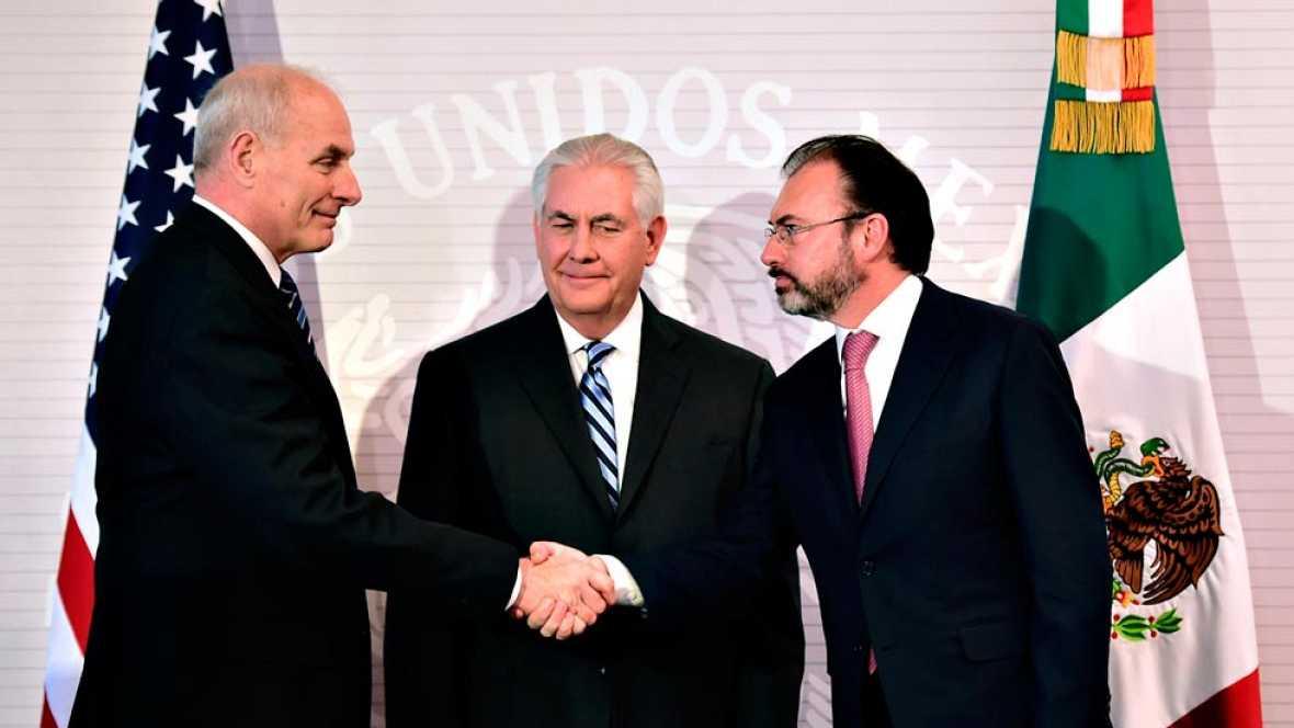 Resultado de imagen de México se niega a aceptar en su territorio a los indocumentados