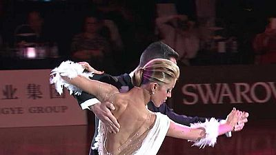 Bailes Deportivos - Grand Slam Standard 6ª Prueba Shanghai (China) - ver ahora