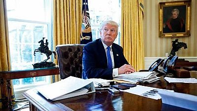 La era Trump - Trump defiende aumentar la capacidad nuclear de EE.UU. y cuestiona los tratados de desarme