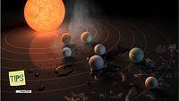 TIPS - La taza de Einstein - Nuevo sistema planetario