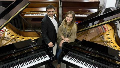 Estudio 206 - Iberian & Klavier Piano duo  - 25/02/17