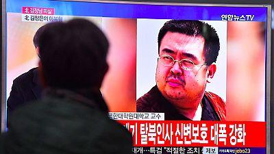 La policía malasia halla restos de un potente agente nervioso en el rostro y en los ojos de Kim Jong-nam