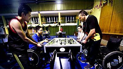 El hospital de parapléjicos de Toledo tiene más ingresos por caídas que por accidentes de tráfico