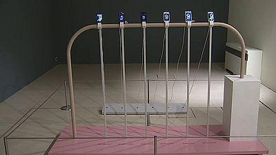 El teléfono móvil como un objeto de arte