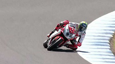 Motociclismo - Campeonato del mundo Superbike. Superpole prueba Australia - ver ahora