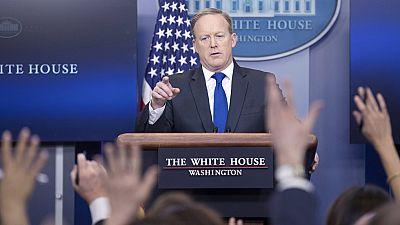 La Casa Blanca veta a grandes medios de comunicación en una sesión informativa