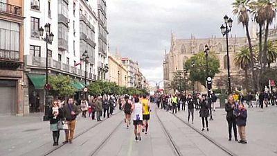 Atletismo - Maratón de Sevilla 2017 - ver ahora