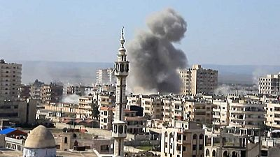 Al menos 42 muertos en Homs en un doble ataque suicida de Al Nusra contra las fuerzas de seguridad sirias
