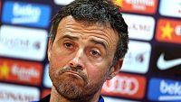 """El entrenador del Barcelona Luis Enrique Martínez, ha asegurado que el partido contra el Atlético de este domingo en Liga será """"diferente a los de Copa""""."""