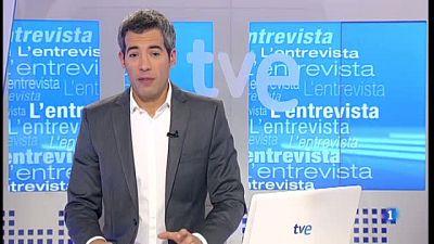 L'Entrevista de l'Informatiu Cap de Setmana: Genís Roca, expert digital i consultor en noves tecnologies - 25/02/2017