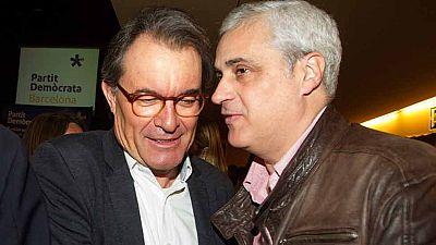 """Mas acusa al Estado de querer """"destruir"""" el PDeCAT para frenar independencia"""