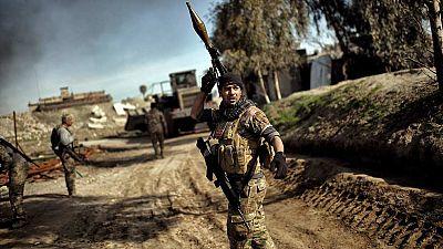 El ejército iraquí, a las puertas de Mosul