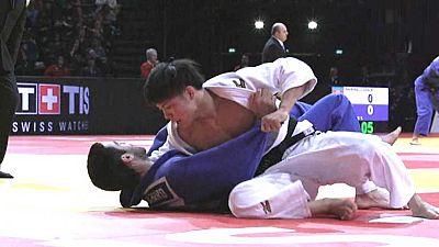 Judo - Grand Slam. Prueba París - ver hora