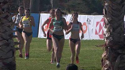 Cross - Cto. de España por Clubes: Carrera Junior Femenina Oropesa (Castellón) - ver ahora