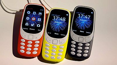 Nokia presenta un teléfono móvi sin Internet en el Mobile World Congress