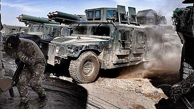 El Estado Islámico resiste la ofensiva del ejército iraquí en Mosul