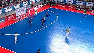 Fútbol Sala - Liga Nacional 22ª jornada: Movistar Inter - Palma Futsal - ver ahora