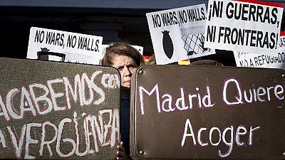 30 ciudades españolas se movilizan por la acogida de refugiados