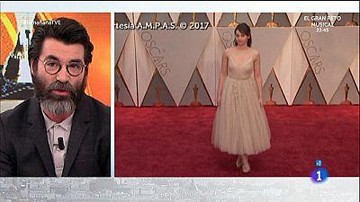 Análisis de la alfombra roja de los Oscar