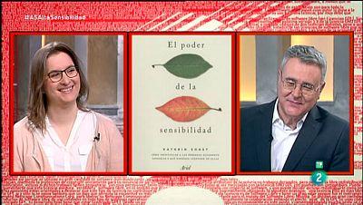 La Aventura del Saber. TVE.  Kathrin Sohst, autora del libro 'El poder de la sensibilidad'