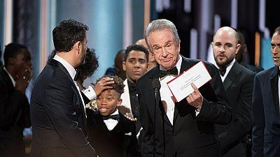'Moonlight' se alza con el Oscar a mejor película tras dar por ganadora a 'La la land' unos minutos en un error histórico
