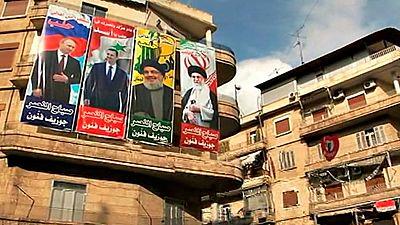 El respaldo de Irán y Rusia al régimen sirio se hace visible en Alepo tras la toma de los barrios rebeldes