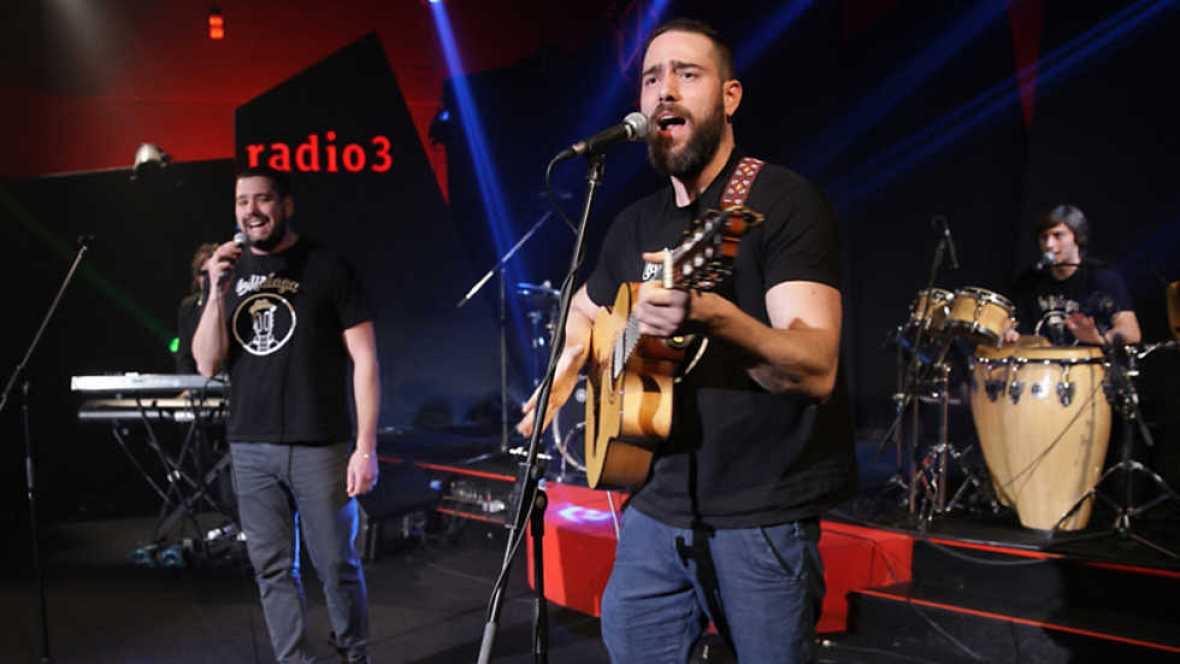 Los conciertos de Radio 3 - La Málaga - ver ahora