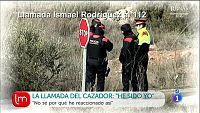 La llamada del asesino de los agentes forestales