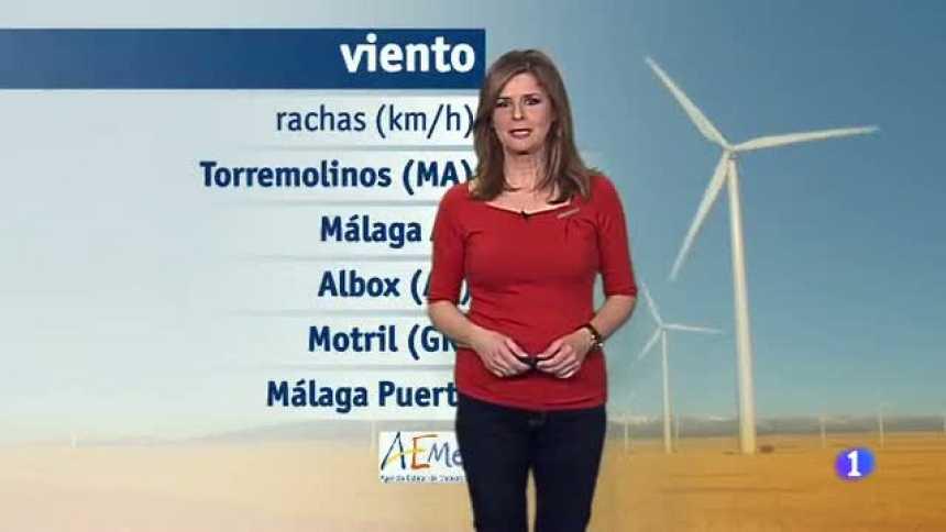 El tiempo en Andalucía - 01/03/17