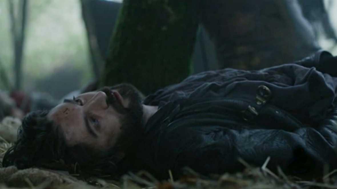 El final del camino - Pedro muere por salvar a Gonzalo