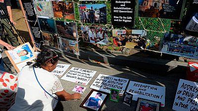 Duterte pretende reimpulsar su lucha contra las drogas en Filipinas pese a las denuncias de ejecuciones extrajudiciales
