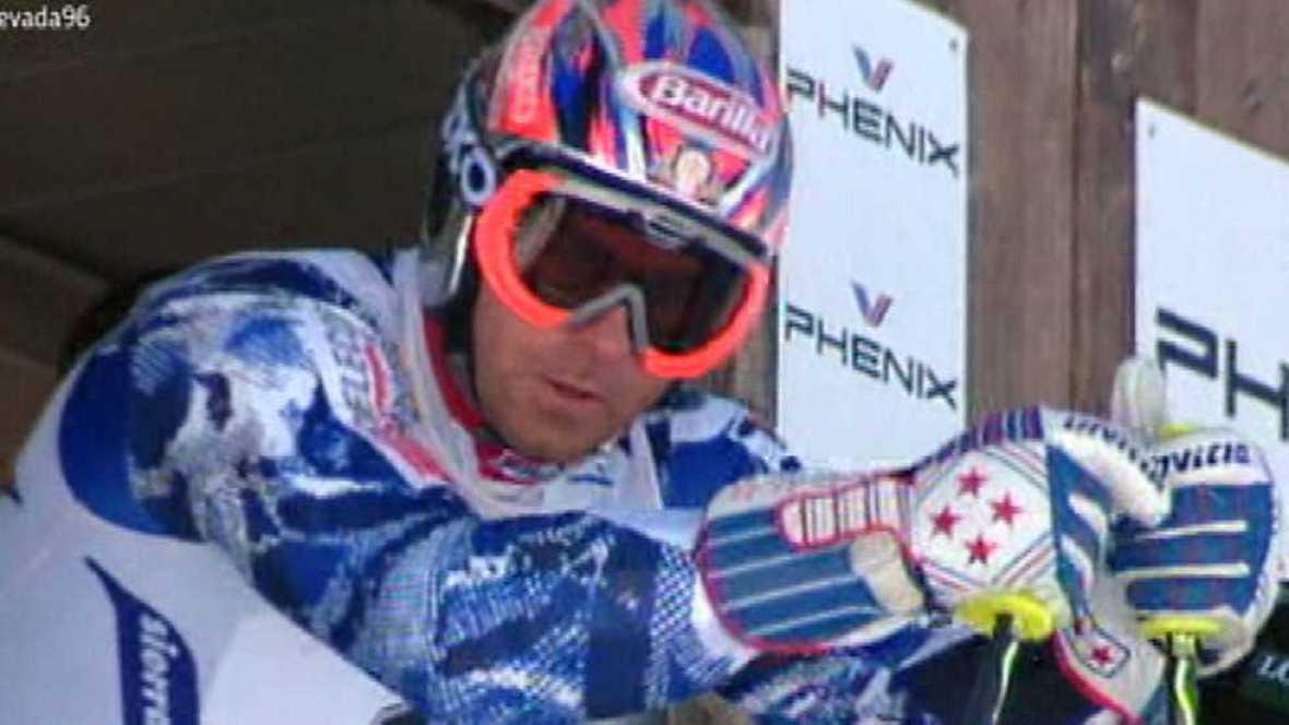 Conexión Vintage - Campeonatos Mundiales de Esquí Sierra Nevada 1996 - ver ahora