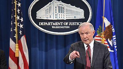 Sessions se apartará de cualquier investigacion sobre las presuntas injerencias rusas durante  la campaña electoral