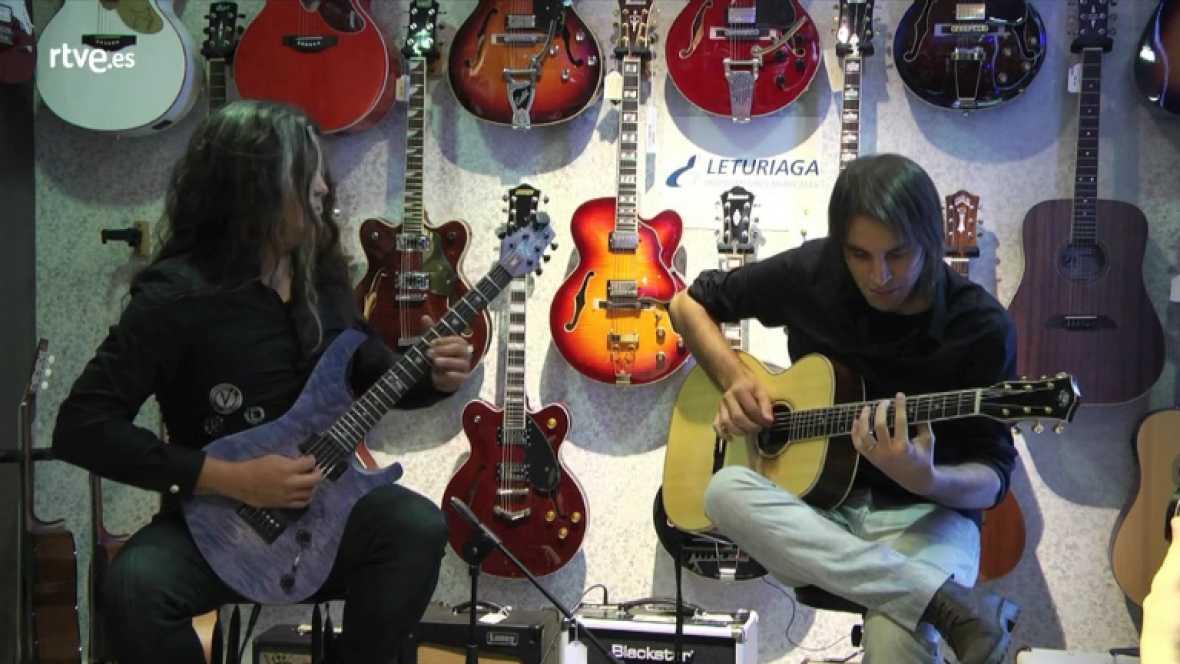 Masterclass 6x3 - Miguel Rivera & Pablo Salinas Jam Session - 03/03/17 - ver ahora