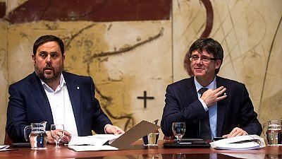 El Consejo de Garantías ve inconstitucional la partida presupuestaria destinada al referéndum independentista