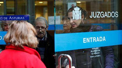 José Angel Fernández Villa ha prestado declaración en Asturias