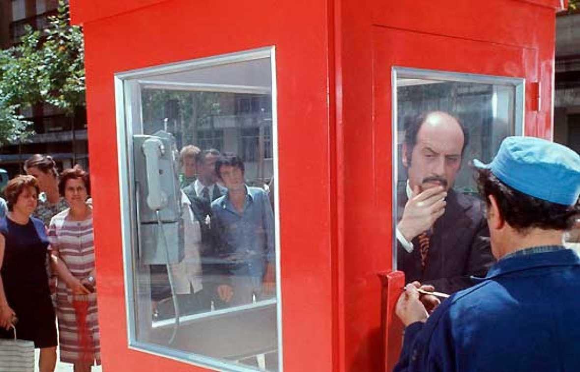 La cabina, íntegra, con presentación de Mercero y López Vázquez - Ver ahora