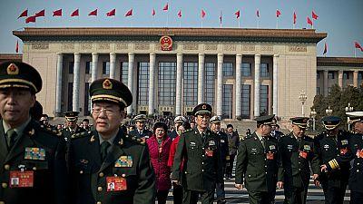 China aumentará su presupuesto de Defensa alrededor de un 7% este año