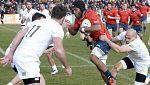 Rugby - Campeonato de Europa Masculino. España-Georgia desde Medina del Campo