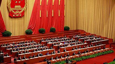 China se fija un crecimiento económico en torno al 6,5 % para 2017
