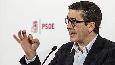 """López apela a la """"unidad"""" de los socialistas para """"volver a ser un partido ganador"""""""