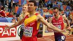 Mechaal oro en 3.000 en una carrera magistral