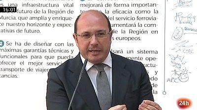 Parlamento - El foco parlamentario - PP y Ciudadanos en Murcia - 04/03/2017