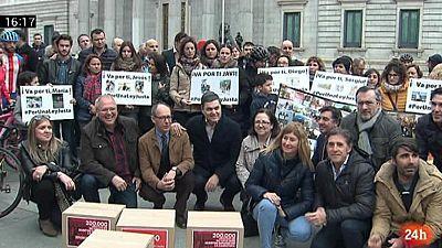 Parlamento - El reportaje - Firmas por los ciclistas - 04/03/2017