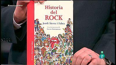 La Aventura del Saber. TVE. Sección 'Libros recomendados'. Historia del Rock, de Jordi Sierra i Fabra.
