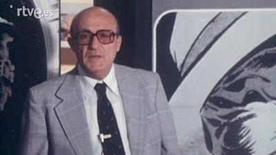Will Eisner repasa su carrera en el primer Salón del Cómic de Barcelona de 1981