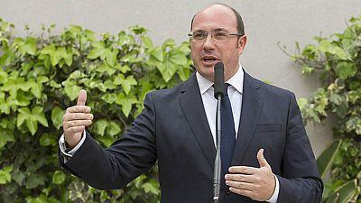 Pedro Antonio Sánchez asegura que dimitirá cuando haya imputación formal