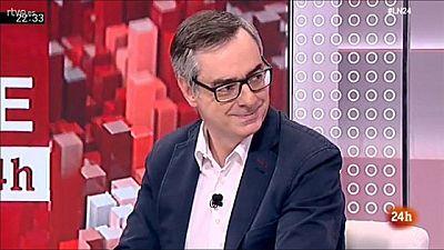 """Villegas: """"Es inviable que Cs colabore en mantener en el Gobierno de Murcia a un presidente imputado"""""""