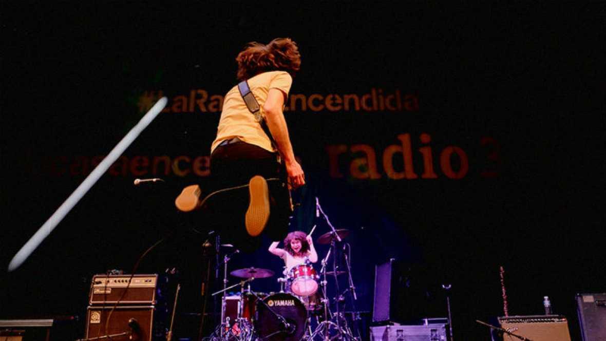 15 años de La Radio Encendida - 08/03/17 - ver ahora