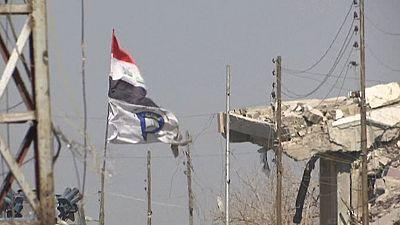 Las tropas iraquíes logran importantes avances en su asalto sobre Mosul